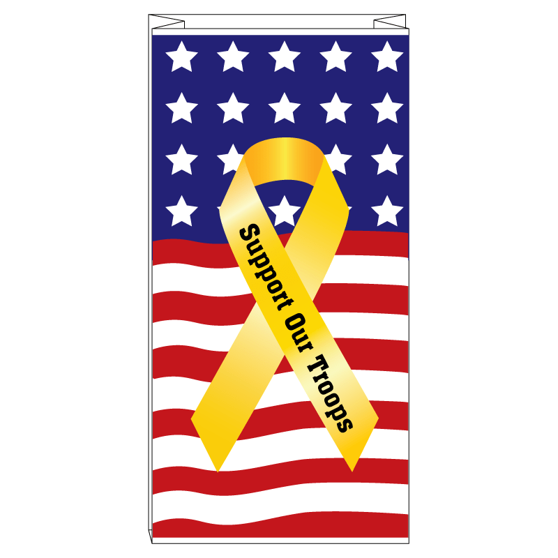 Support our Troops Pharmacy Bag
