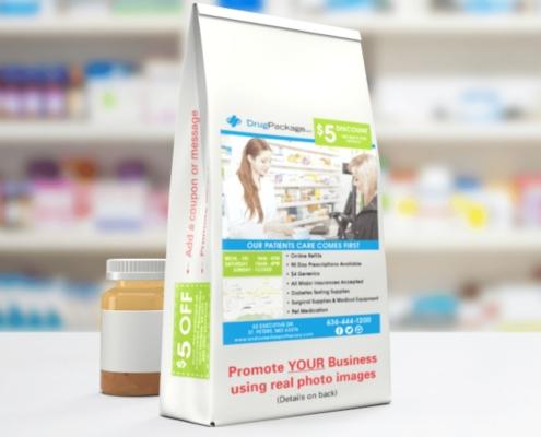 Branded Pharmacy Bags