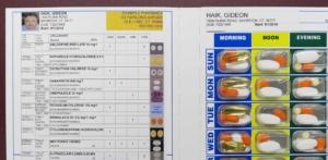 DosePlanner Label