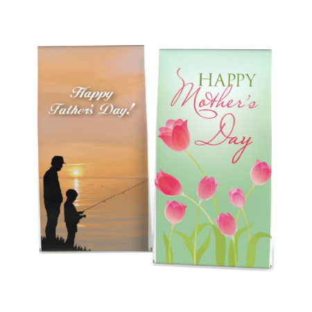 Mother's and Father's Day