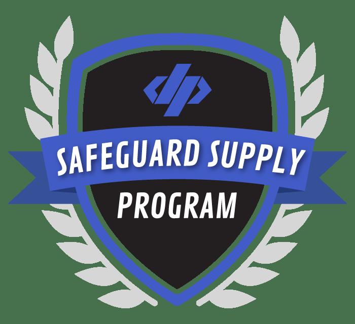 Drug-Package-Safeguard-Supply-Program-Badge