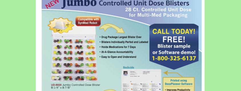 Jumbo-Blister-Pack