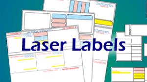 laser labels for pharmacy