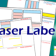 laser labels for pharmacy