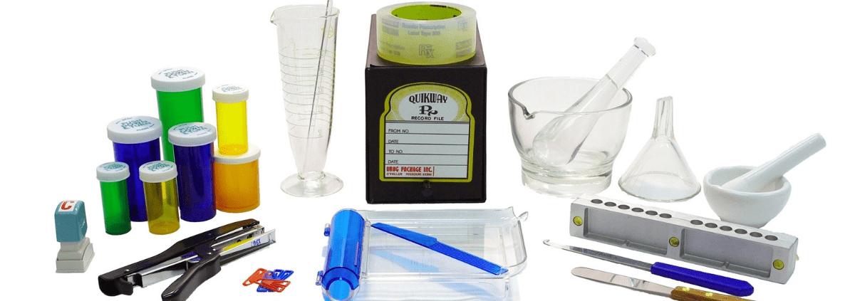 Pharmacy Supplies