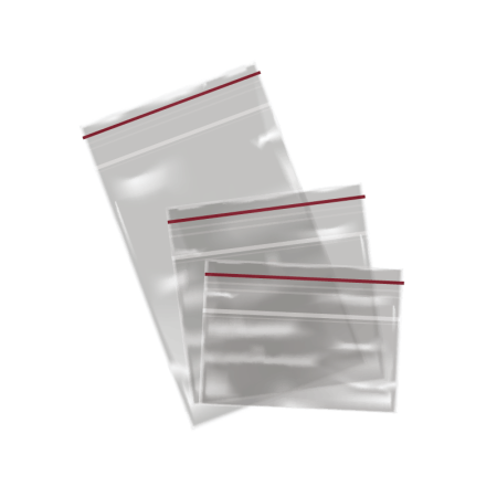 Small resealable bags
