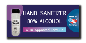 WHO Approved Formula for Hand Sanitizer